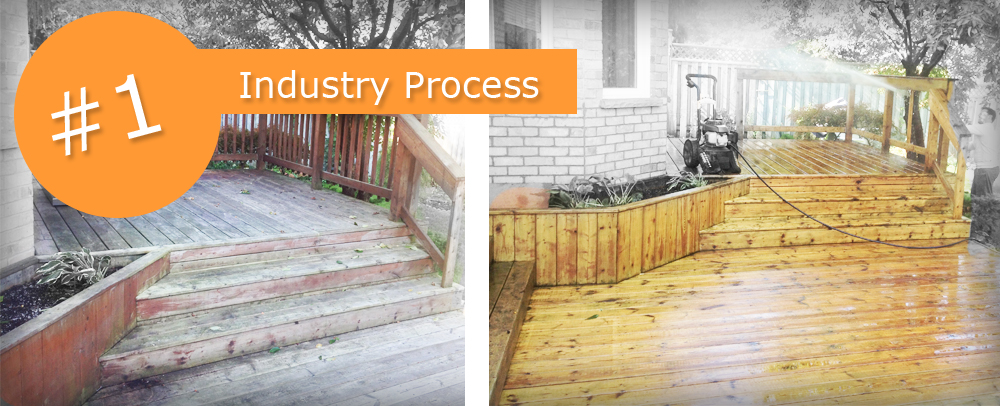 Deck Restoration Process
